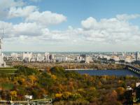 Київ - місто граніту та зелених каштанів